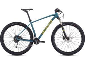 2019 Specialized Rockhopper Expert Mens Hardtail Mountain Bike in Blue