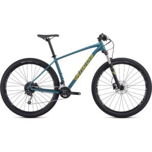 2019 Specialized Rockhopper Expert Mens Hardtail Mountain Bike in Blue
