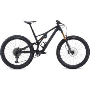 2019 Specialized S-Works Stumpjumper 27.5 Carbon FS Mountain Bike Grey