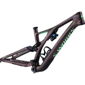 2019 Specialized S-Works Stumpjumper 27.5 Carbon FS Mountain Frame Red