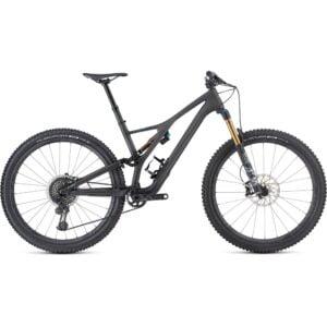 2019 Specialized S-Works Stumpjumper 29 Carbon FS Mountain Bike Grey