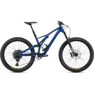 2019 Specialized Stumpjumper Comp Carbon 27.5 12 FS Mountain Bike Blue