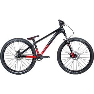 CALIBRE Astronut Dirt Jump Bike, BLACK-RED