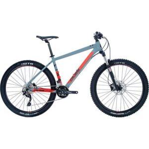 CALIBRE Line 20 Mountain Bike, GREY-ORANGE
