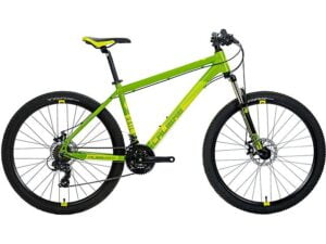 CALIBRE Rail Mountain Bike, GREEN-YELLOW