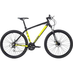 CALIBRE Saw Mountain Bike, BLACK-YELLOW