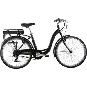 FORME Buxton 2 Electric Hybrid Bike, BLACK