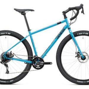 Genesis Vagabond 2020 Gravel Bike   Blue - M