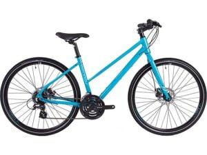 RALEIGH Strada 2 Open Frame Commuter Bike, BLUE