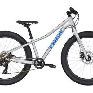 Trek Roscoe 24 2020 Kids Bike   Silver - 24 Inch