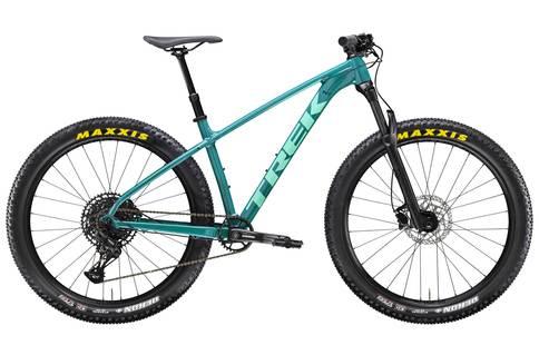 Trek Roscoe 7 2020 Mountain Bike   Light Blue - XS