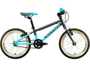 "Vitus 16 Kids Bike Limited Edition 2020 - Teal - Black - 16"""