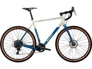 Vitus Substance CRS-1 Adventure Road Bike 2020 - Blue-Ice