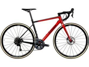 Vitus Zenium CRS Road Bike (Ultegra) 2020 - Red-Carbon - XXL