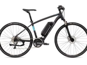 Whyte Coniston 2017 Electric Hybrid Bike Grey