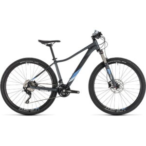 "Cube Access WS Race 27.5 Hardtail Bike 2019 - Iridium - Blue - 34.5cm (13.5""), Iridium - Blue"