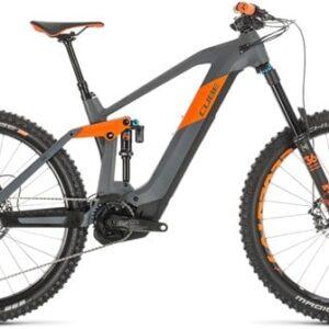 "Cube Stereo Hybrid 160 HPC TM 625 27.5"" 2020 - Electric Mountain Bike"
