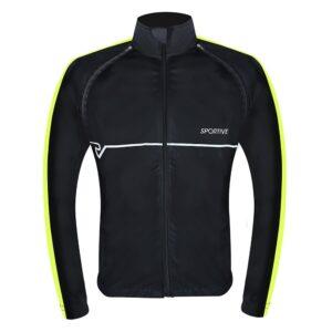 Proviz NEW: Sportive Convertible Men's Cycling Jacket / Gilet