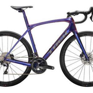 Trek Domane SLR 6 2020 Road Bike | Purple - 54cm