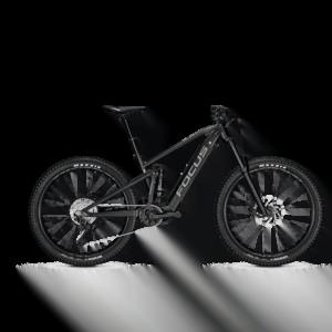 Focus Jam2 6.7 Nine 2020 Electric Full Sus Mountain Bike Magic Black