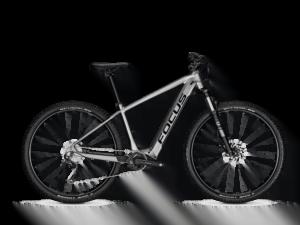 Focus Jarifa2 6.7 Seven 2020 Electric Hardtail Mountain Bike Grey