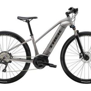 Trek Dual Sport + 2020 Womens Electric Hybrid Bike