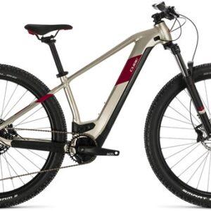 "Cube Access Hybrid EX 500 29"" Womens 2020 - Electric Mountain Bike"