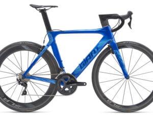 GIANT Propel Advanced Pro 2 Medium-Large Electric Blue Road Bike 2019