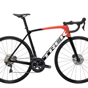 Trek Emonda SL 6 Disc Road Bike 2021 Black/Red