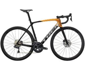 Trek Emonda SL 7 Disc Road Bike 2021 Carbon Smoke/Factory Orange