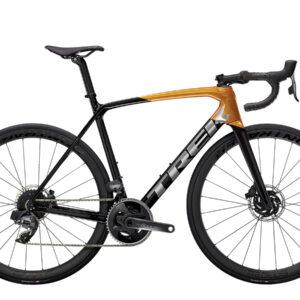 Trek Emonda SL 7 Disc eTap Road Bike 2021 Carbon Smoke/Factory Orange