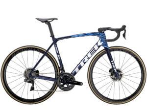 Trek Emonda SLR 9 Disc P1 Road Bike 2021 Navy Carbon Smoke/BLue