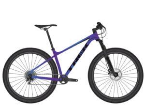Trek Roscoe 6 27.5+ Hardtail Mountain Bike 2021 Purple/Black