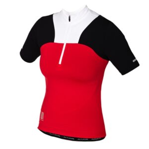 Altura Synchro SS Womens Cycling Jersey Red