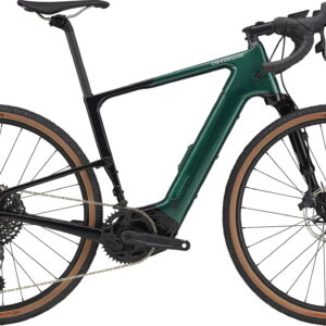 Cannondale Topstone Neo Carbon 1 Lefty Electric Bike 2021 Emerald