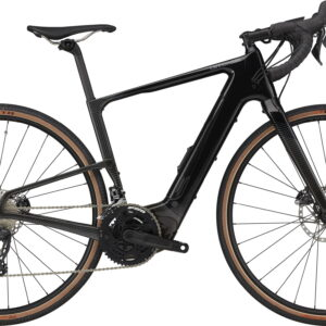 Cannondale Topstone Neo Carbon 2 Lefty Electric Bike 2021 Black Pearl