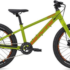 Whyte 203 V1 Kids Mountain Bike 2021 Matt Olive/Orange/Khaki