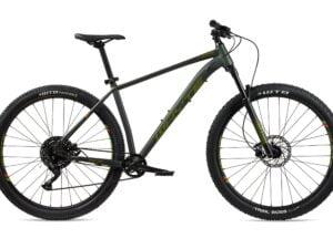 Whyte 429 Hardtail Mountain Bike 2021 Matt Moss Olive/Burnt Orange