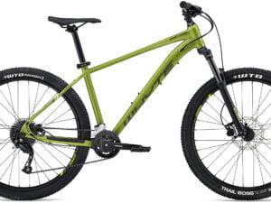 Whyte 603 V2 27.5 Hardtail Mountain Bike 2021 olive/khaki/lime