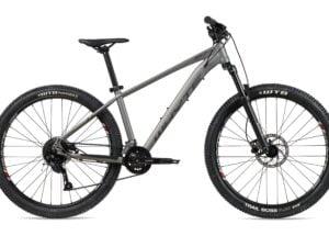 Whyte 604 27.5 Hardtail Mountain Bike 2021 Matt Zinc Gun Metal/ Rose