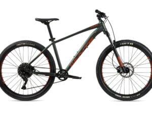 Whyte 605 27.5 Hardtail Mountain Bike 2021 Matt Moss Burnt Orang/Rose