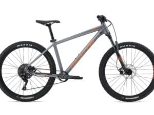 Whyte 801 Hardtail Mountain Bike 2020 Matt Granite/Orange/Khaki