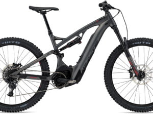 Whyte E150 S Electric Mountain Bike 2020 Matt Gun Metal Black/Rose