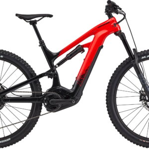 Cannondale Moterra 2 Electric Mountain Bike 2020 Acid Red