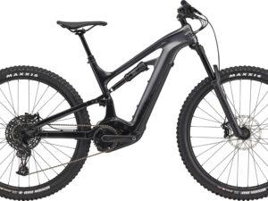 Cannondale Moterra 3 Electric Mountain Bike 2020 BBQ Black