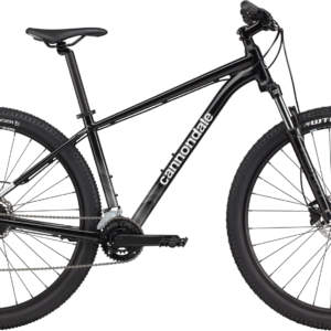 Cannondale Trail 7 Hardtail Mountain Bike 2021 Black