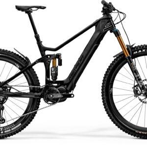 Merida eOne Sixty 10k Electric Bike 2020 Matt Black/Gloss Black