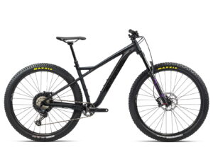 Orbea Laufey H10 29er Hardtail Mountain Bike 2021 Black/Purple