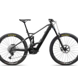 Orbea Wild FS H10 29er Electric Mountain Bike 2021 Graphite/Black