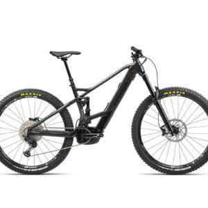 Orbea Wild FS H20 29er Electric Mountain Bike 2021 Graphite/Black